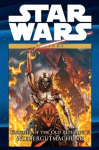 Star Wars Comic-Kollektion, Band 96: Knights of the Old Republic V: Wiedergutmachung (05.05.2020)