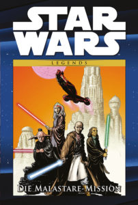 Star Wars Comic-Kollektion, Band 97: Die Malastare-Mission (12.05.2020)