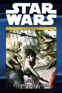 Star Wars Comic-Kollektion, Band 99: Legacy II: Planet des Todes (09.06.2020)