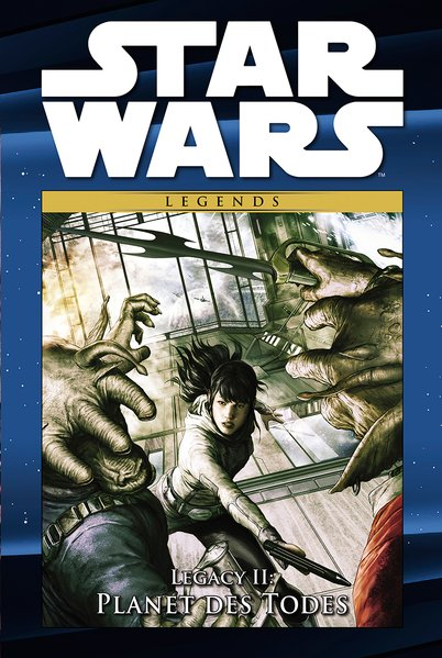 Star Wars Comic-Kollektion, Band 99: Legacy II: Planet des Todes (09.06.2020)