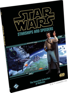 Starships and Speeders (Q1 2020)