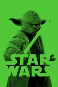 Star Wars #66 (JTC Yoda Negative Variant Cover) (02.12.2019)