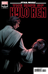 The Rise of Kylo Ren #1 (Carmen Carnero Variant Cover) (18.12.2019)