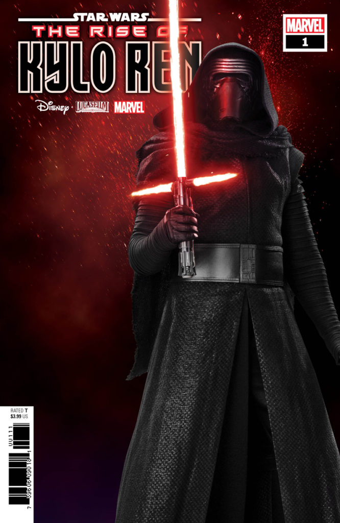 The Rise of Kylo Ren #1 (Movie Variant Cover) (18.12.2019)