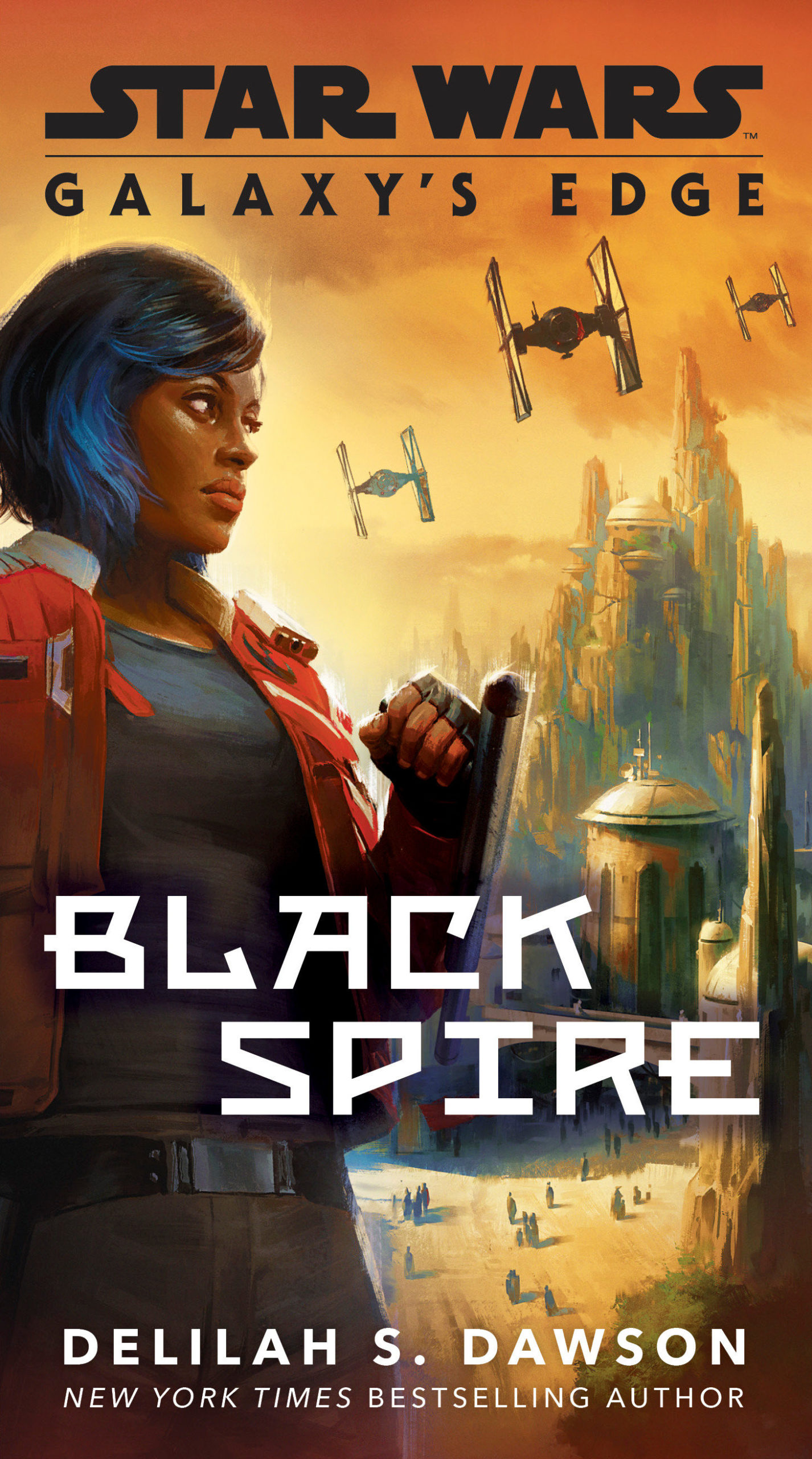 Galaxy's Edge: Black Spire (30.06.2020)