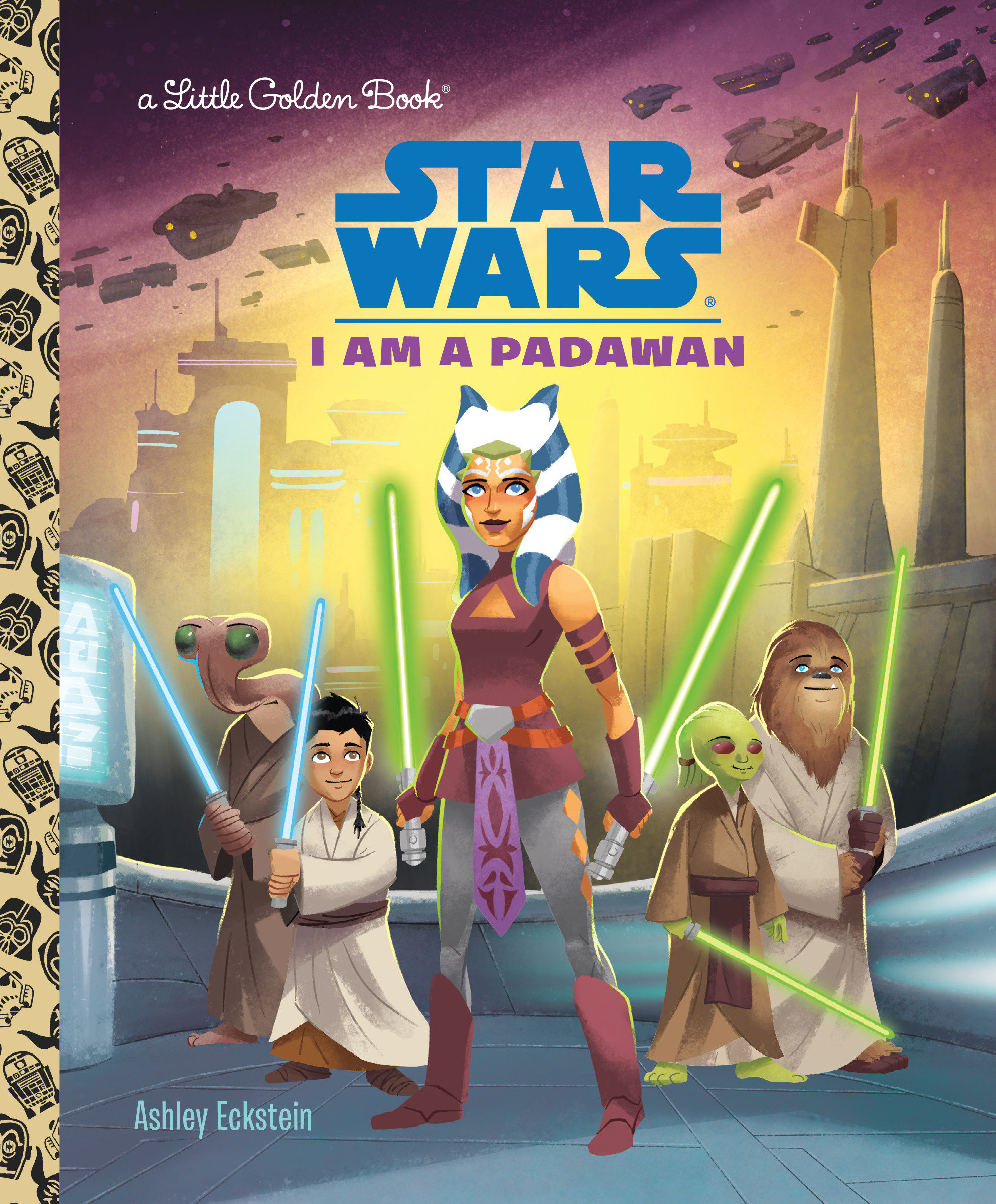 I Am a Padawan - A Little Golden Book (07.04.2020)