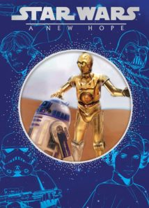 A New Hope - Disney Die-Cut Classics (05.05.2020)