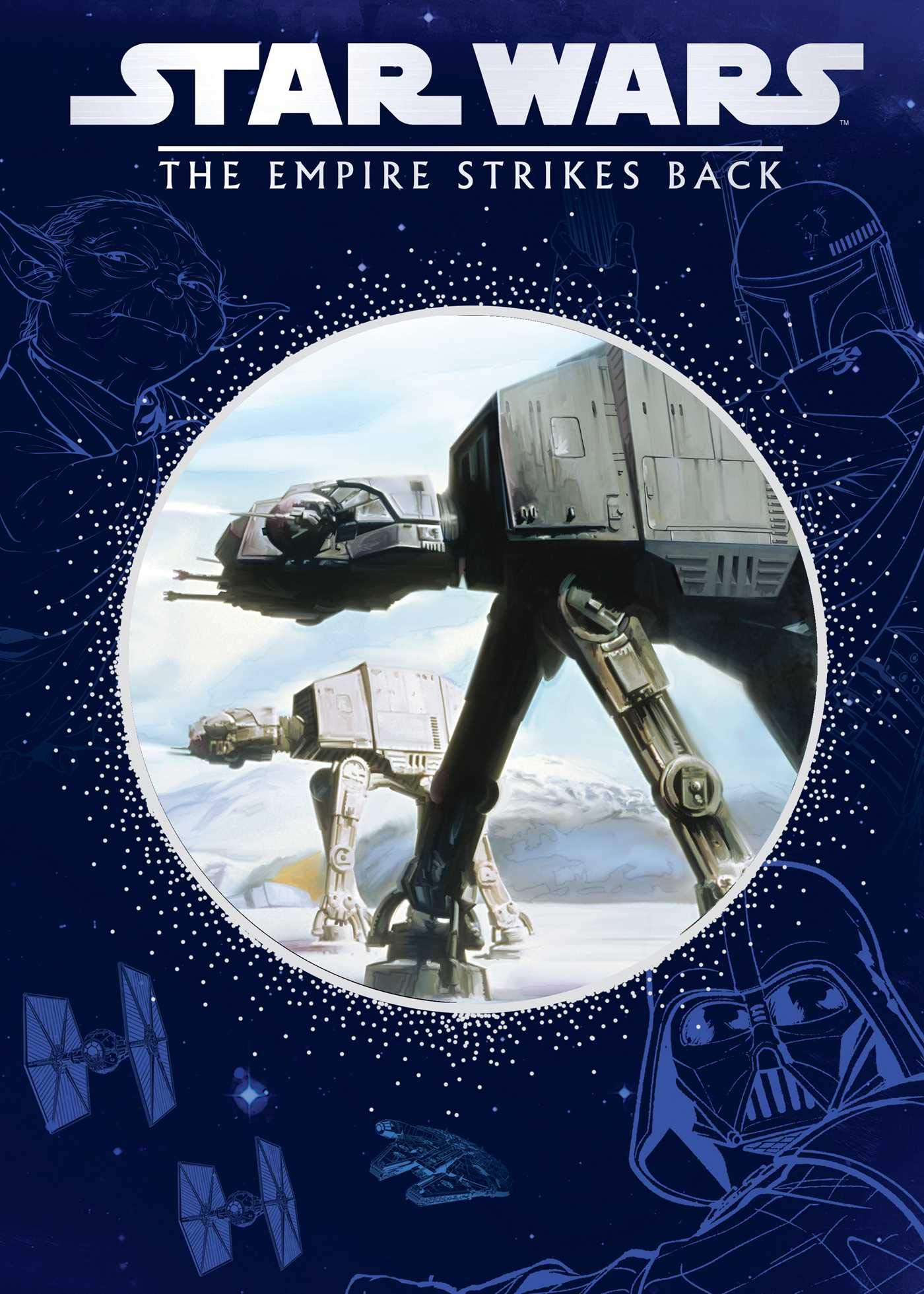The Empire Strikes Back - Disney Die-Cut Classics (05.05.2020)