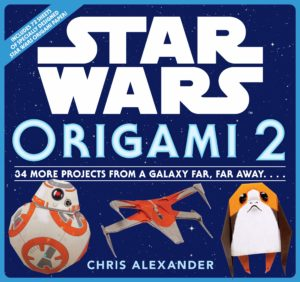 Star Wars Origami 2: The Fold Awakens (29.09.2020)