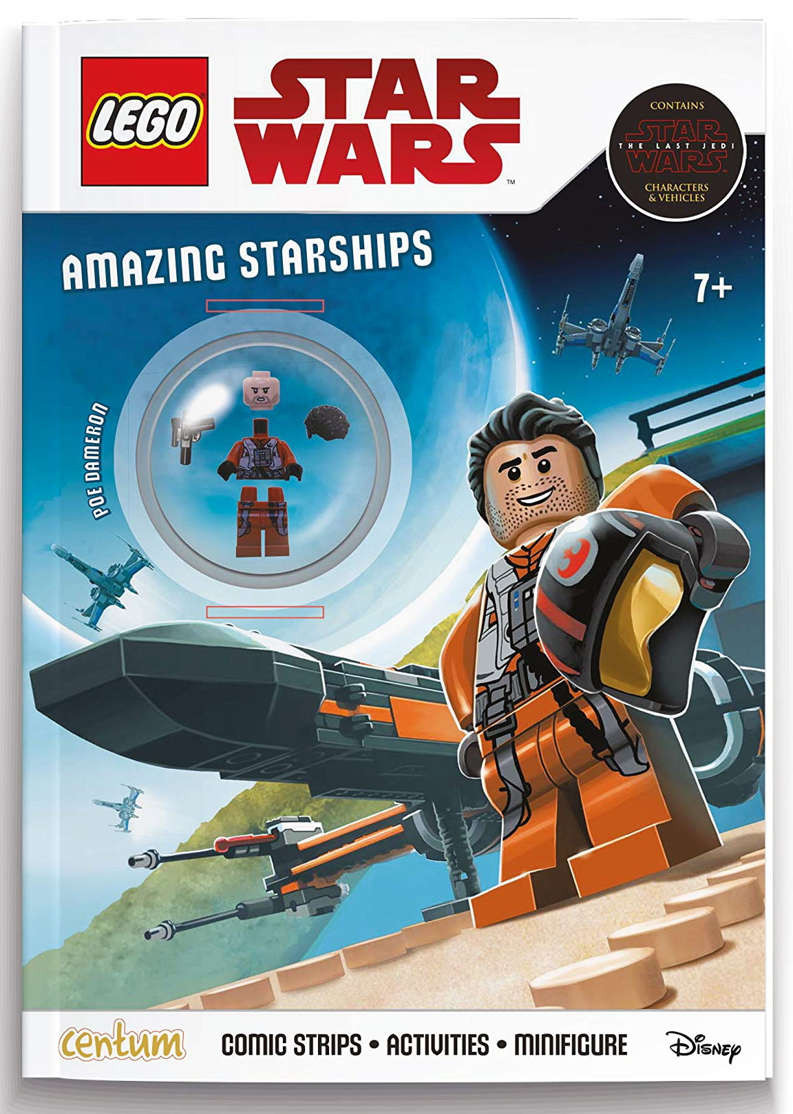 LEGO Star Wars: Amazing Starships (06.02.2020)