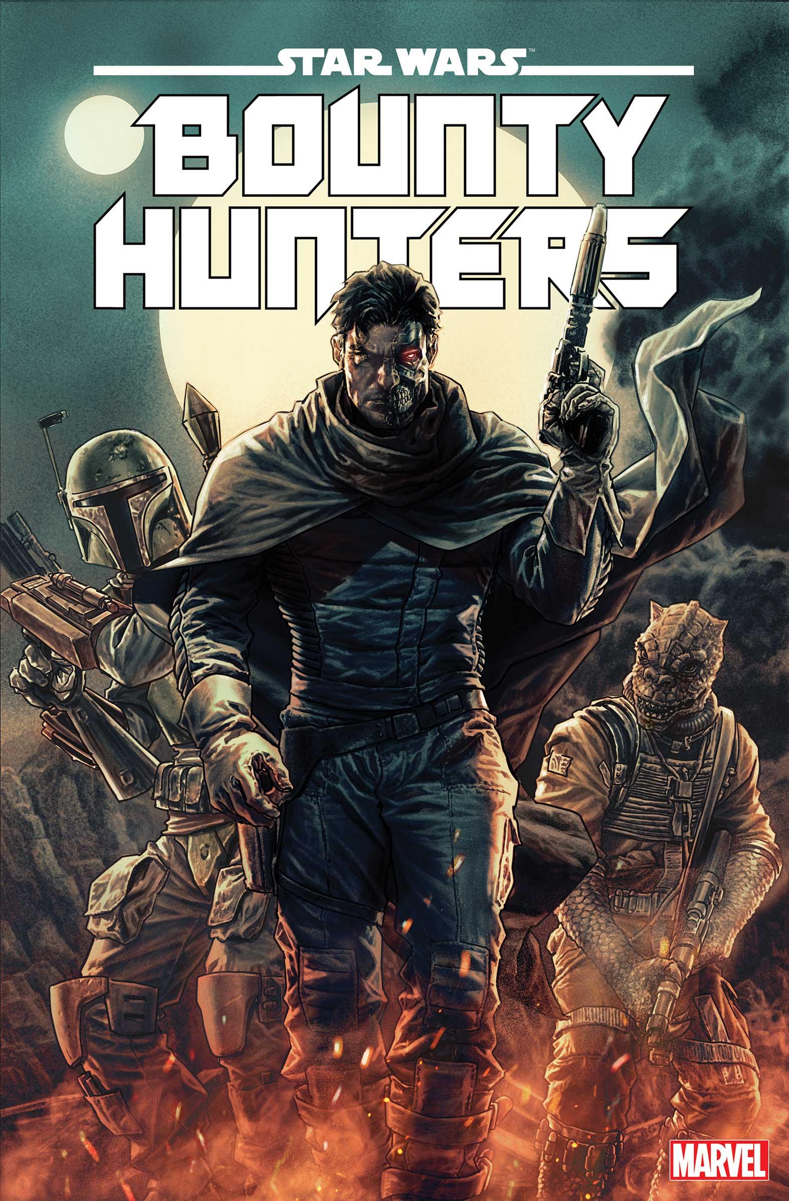 Bounty Hunters #1 (04.03.2020)