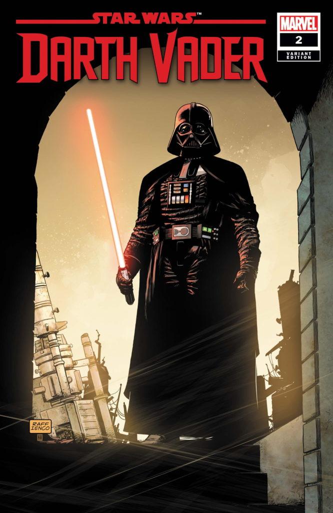 Darth Vader #2 (Raffaele Ienco Variant Cover) (11.03.2020)
