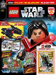 LEGO Star Wars Magazin #54 (23.11.2019)