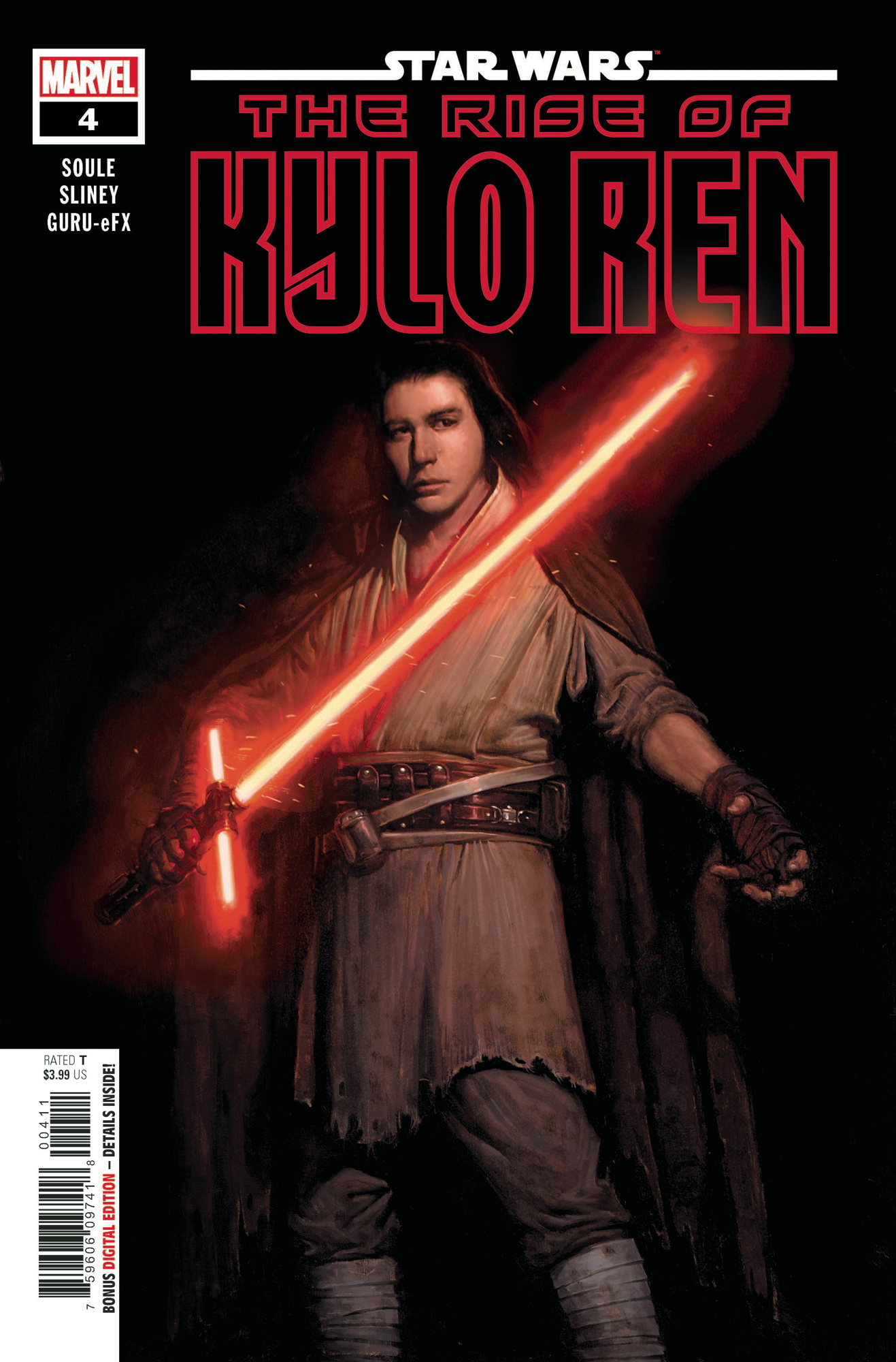 The Rise of Kylo Ren #4 (11.03.2020)