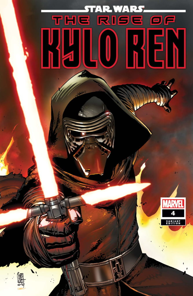 The Rise of Kylo Ren #4 (Giuseppe Camuncoli Variant Cover) (11.03.2020)