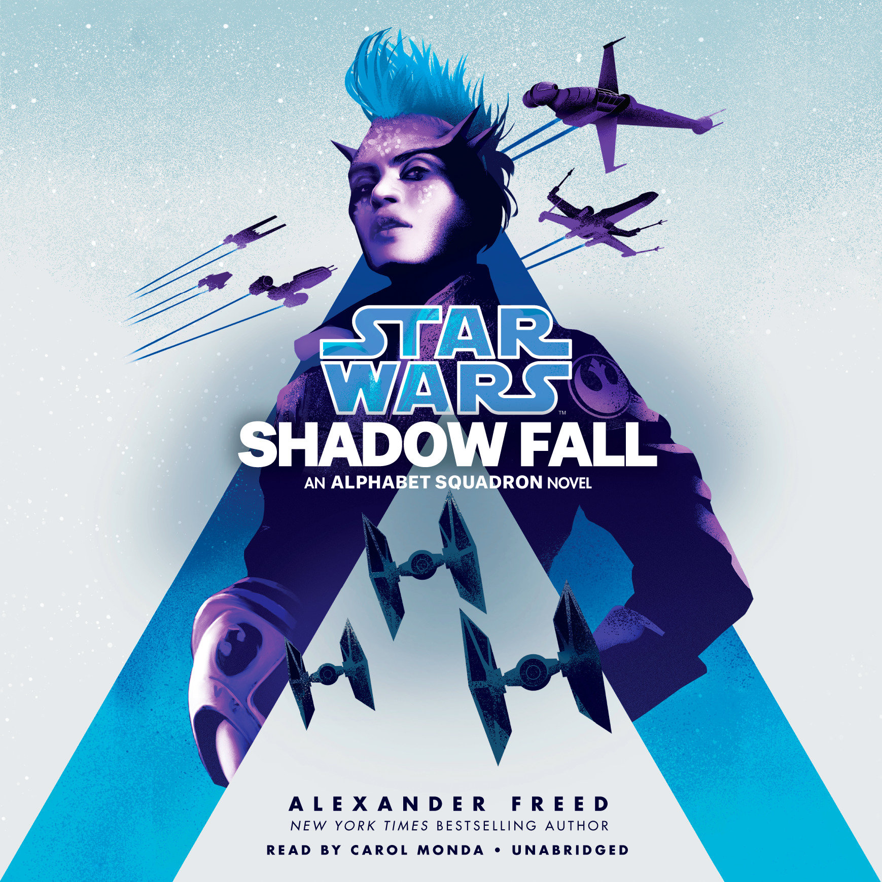Shadow Fall: An Alphabet Squadron Novel (23.06.2020)