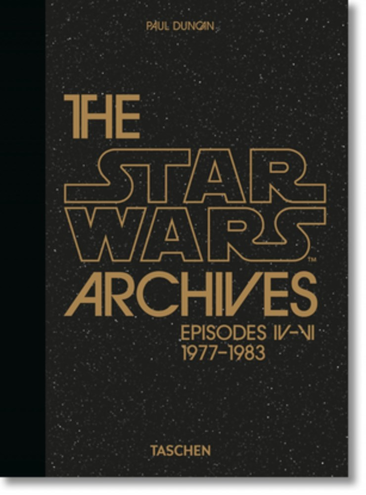 The Star Wars Archives: Episodes IV-VI: 1977-1983 - 40th Anniversary Edition (30.11.2020)