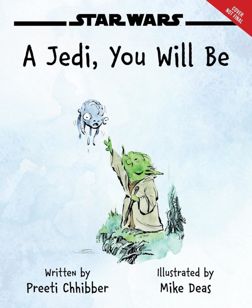 A Jedi, You Will Be (06.10.2020)