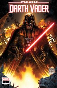 Darth Vader #1 (Tony Daniel Variant Cover) (05.02.2020)