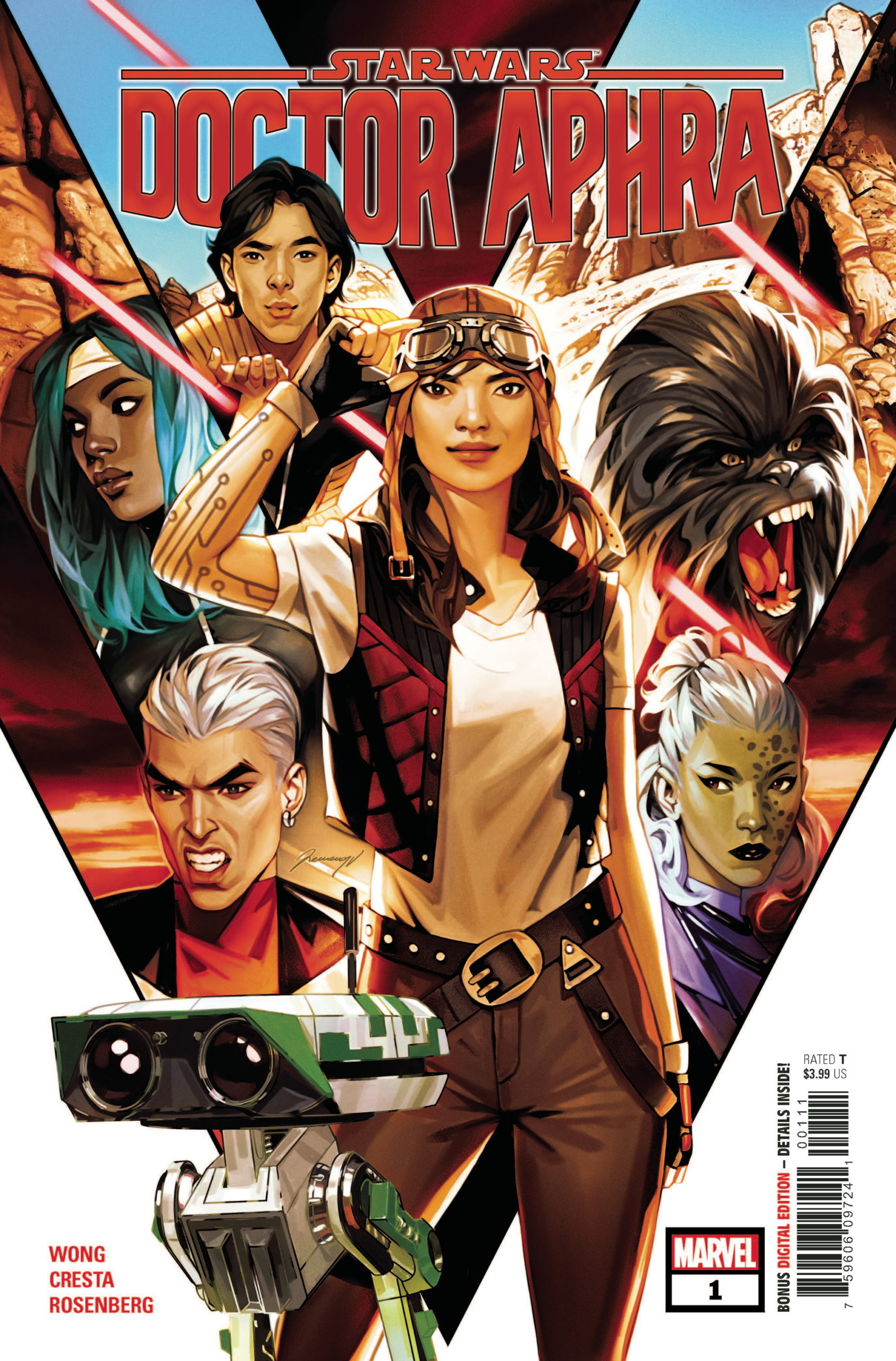 Doctor Aphra #1 (01.04.2020)