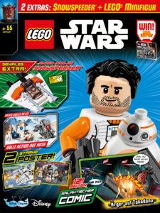 LEGO Star Wars Magazin #55 (27.12.2019)