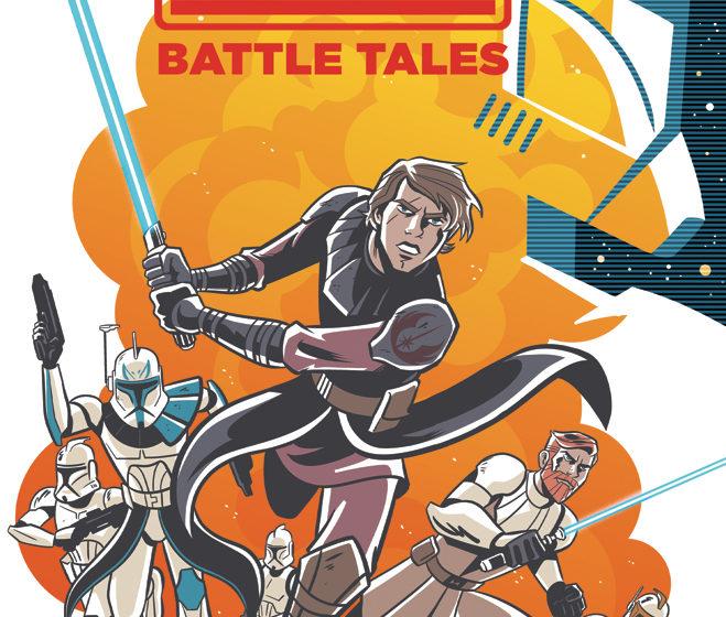 Star Wars Adventures: The Clone Wars - Battle Tales #1 (01.04.2020)