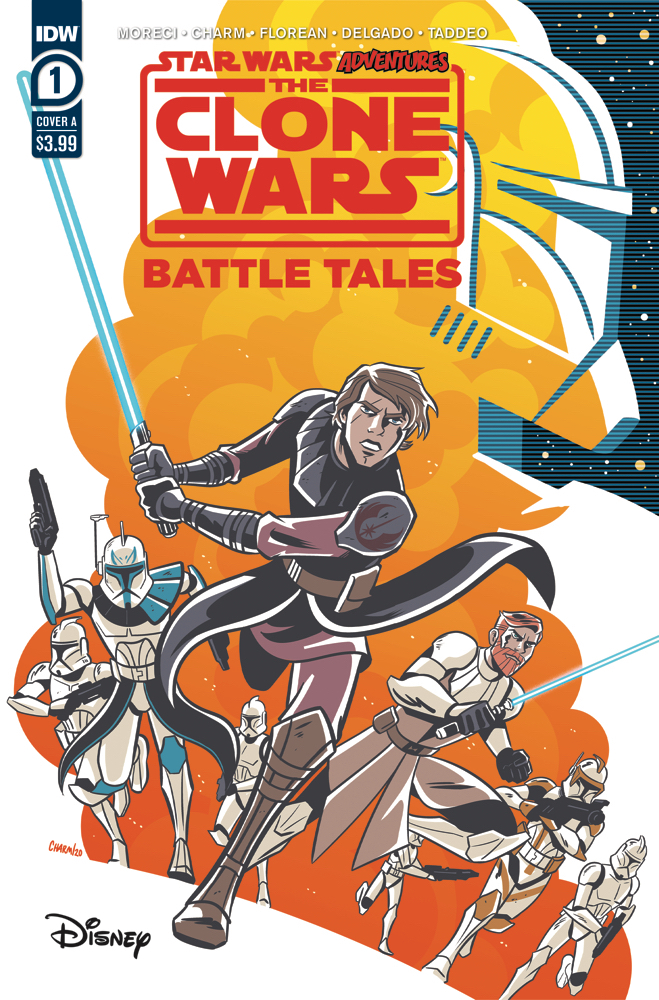 Star Wars Adventures: The Clone Wars - Battle Tales #1 (01.04.2020)
