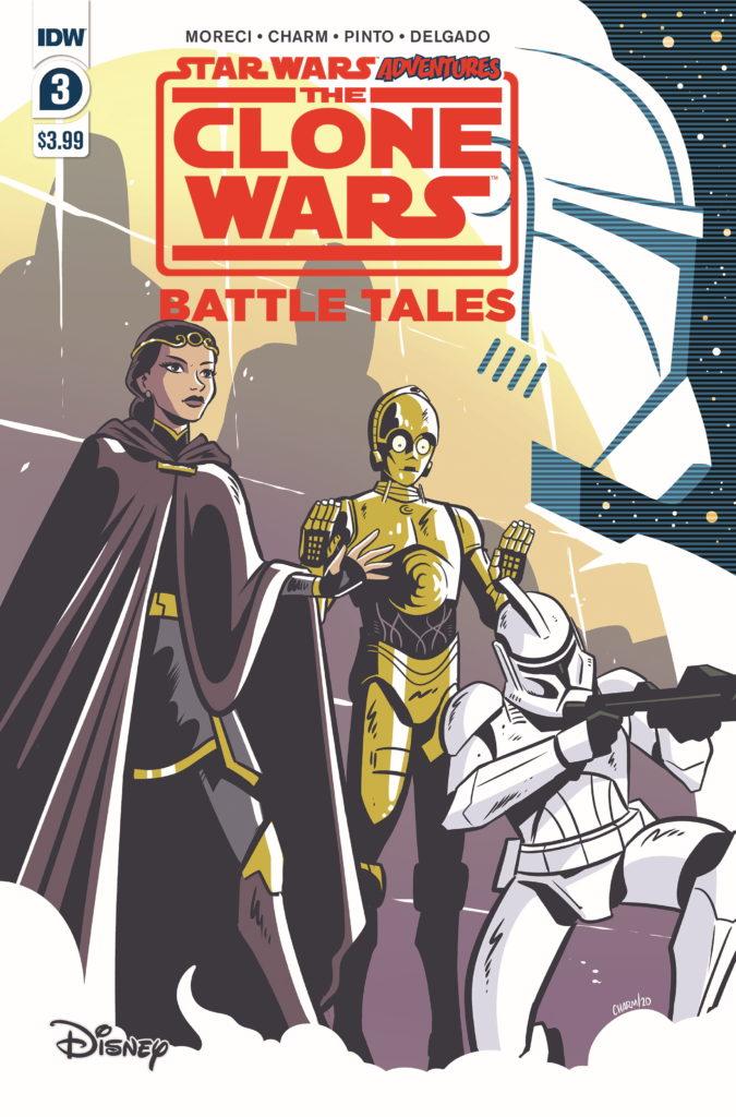 The Clone Wars - Battle Tales #3 (15.04.2020)