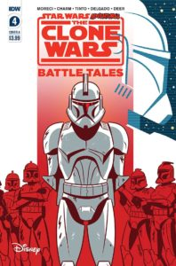 The Clone Wars - Battle Tales #4 (22.04.2020)