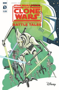 The Clone Wars - Battle Tales #5 (30.09.2020)