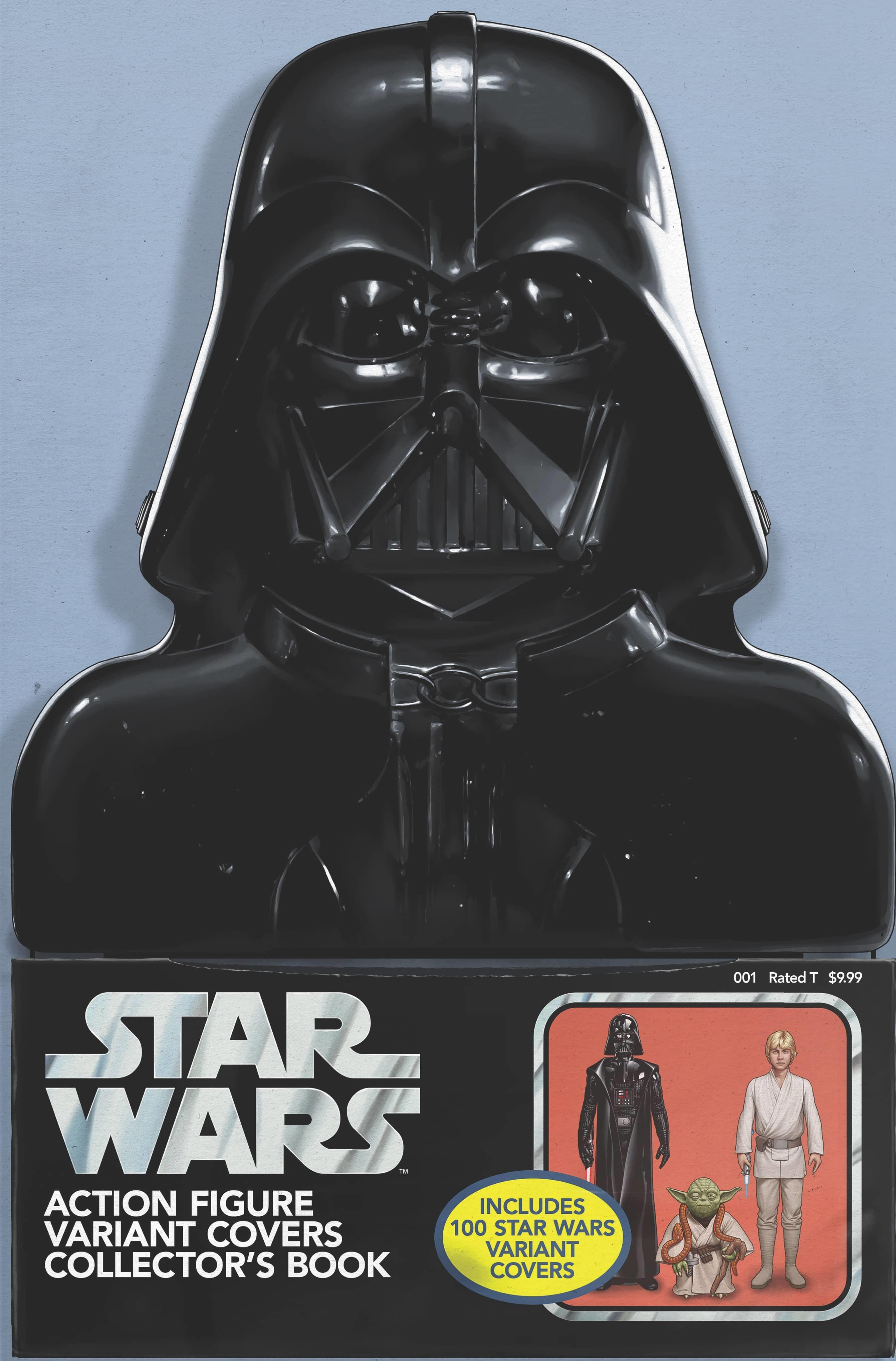 Star Wars: The Action Figure Variant Covers #1 (29.04.2020)