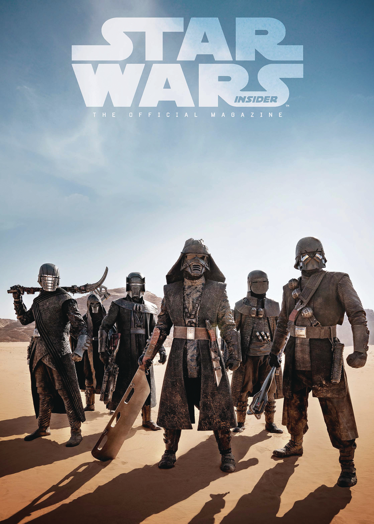 Star Wars Insider #196 (Comic Store Cover) (01.04.2020)