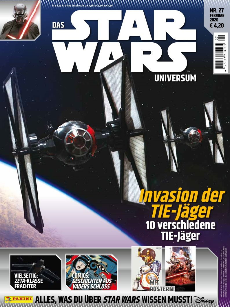 Star Wars Universum #27 (12.02.2020)