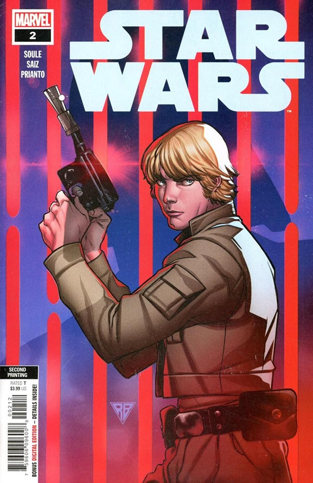 Star Wars #2 (2nd Printing) (04.03.2020)