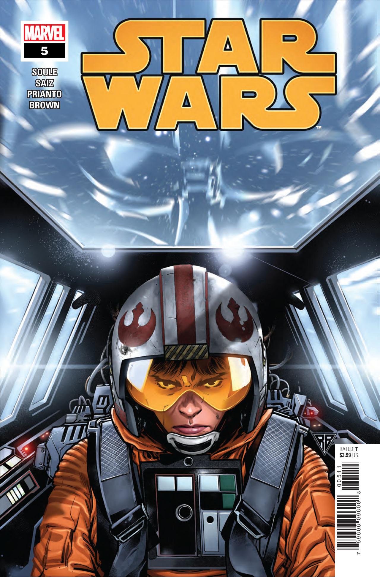 Star Wars #5 (05.08.2020)