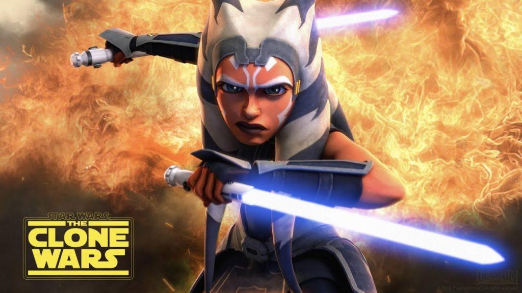 The Clone Wars Staffel 7 - Ahsoka