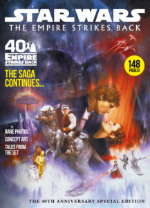 Star Wars: The Empire Strikes Back: Special 40th Anniversary Collector's Edition (29.04.2020)