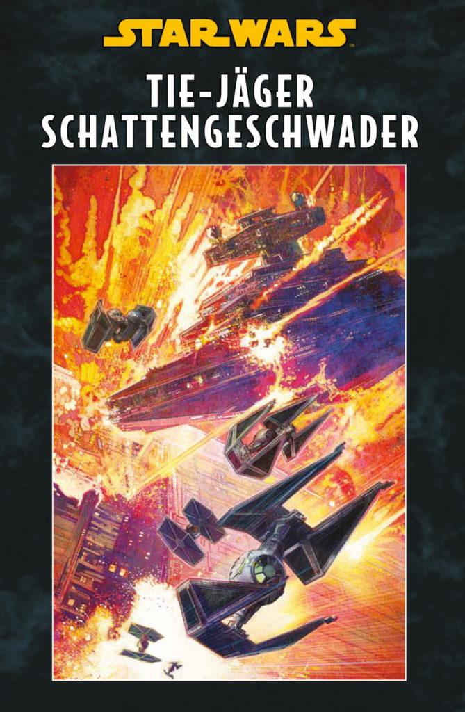 TIE-Jäger: Schattengeschwader (Limitiertes Hardcover) (24.03.2020)