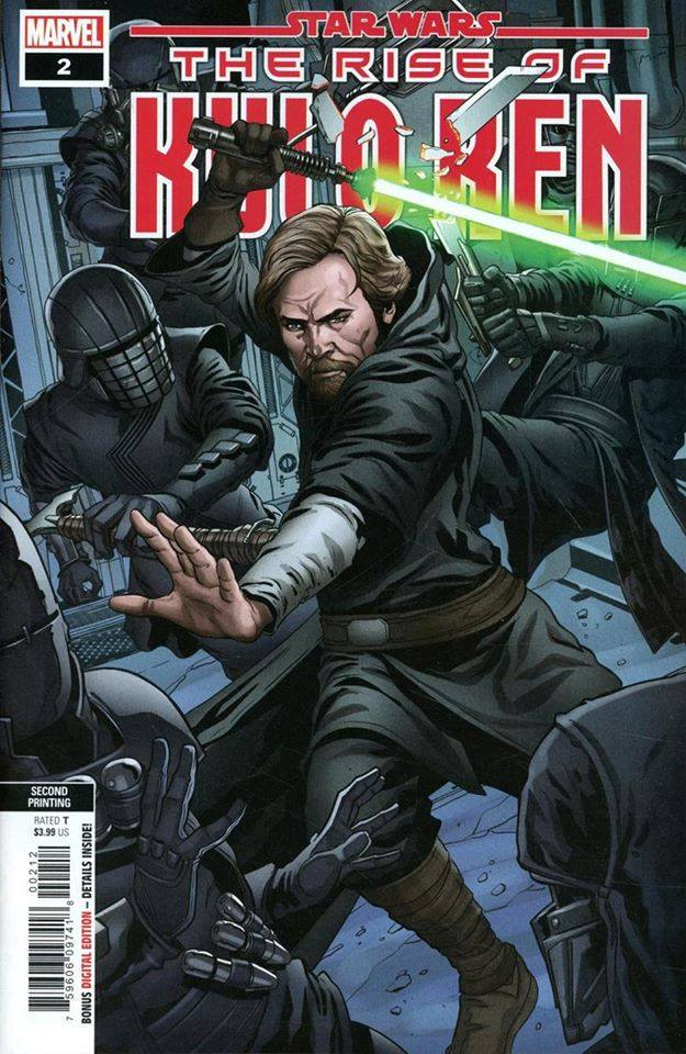 The Rise of Kylo Ren #2 (2nd Printing) (12.02.2020)
