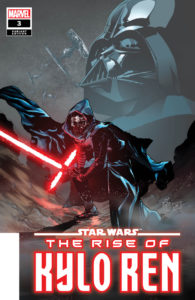 The Rise of Kylo Ren #3 (Stefano Landini Variant Cover) (12.02.2020)