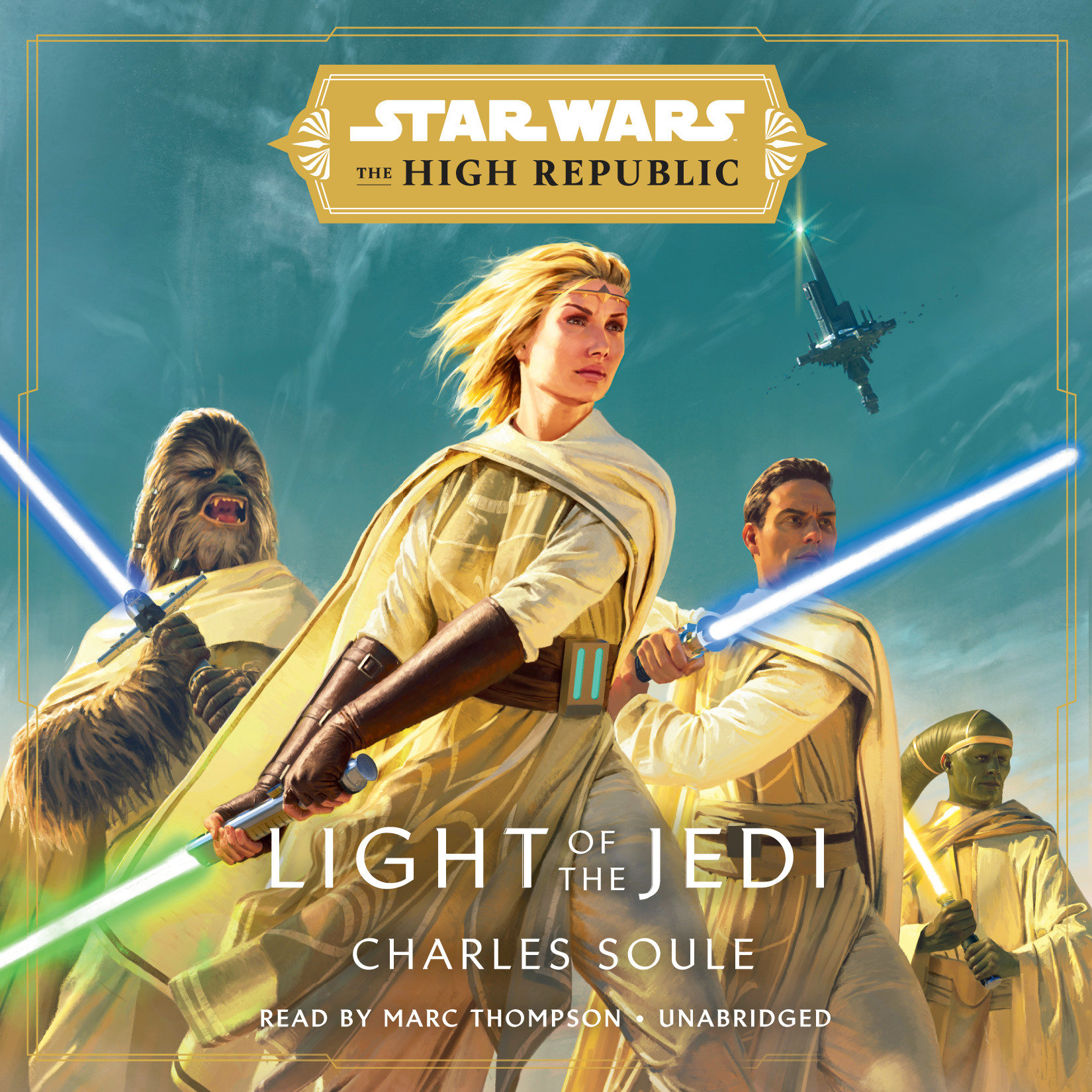 The High Republic: Light of the Jedi (25.08.2020)