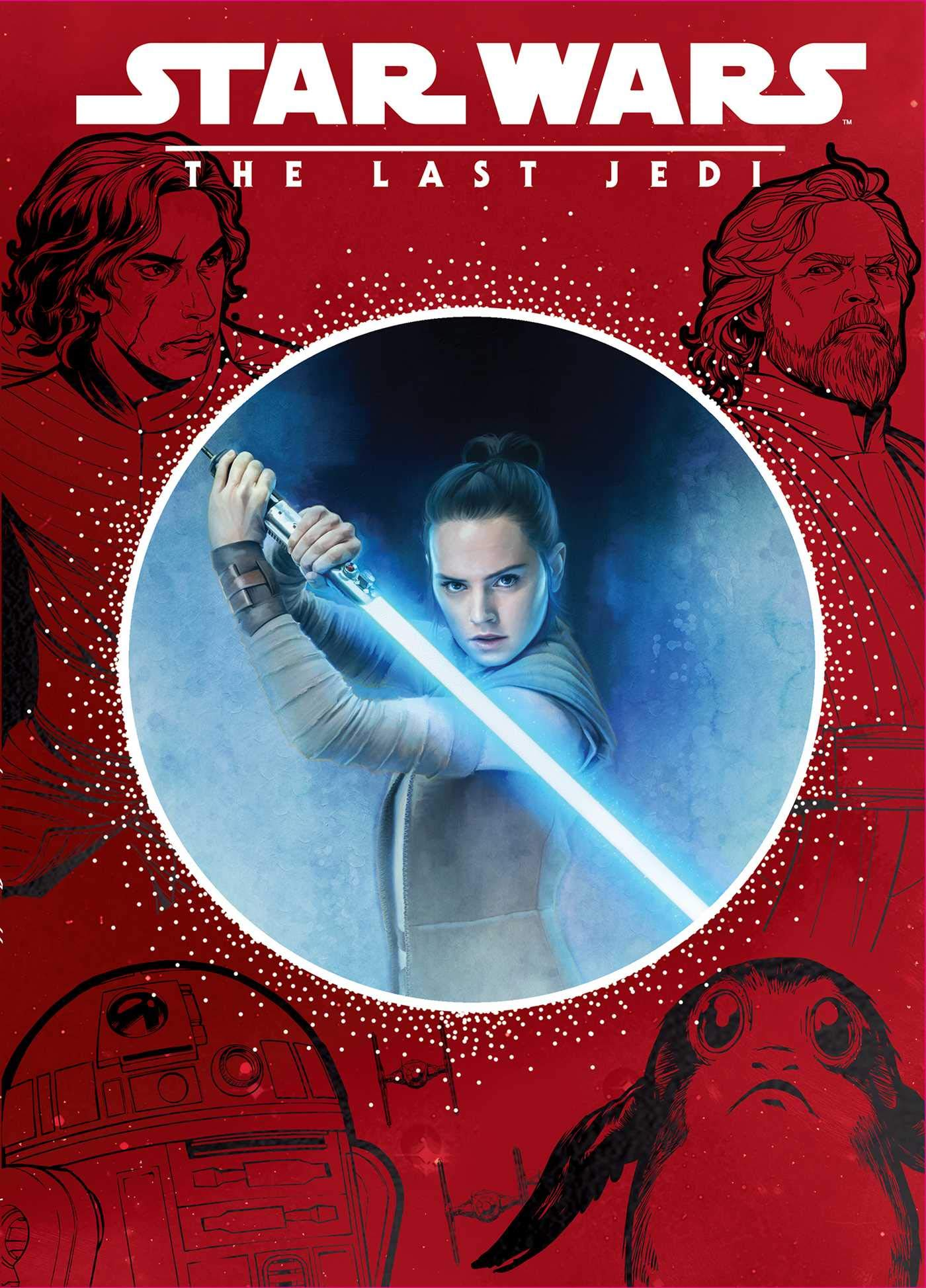 The Last Jedi - Disney Die-Cut Classics (09.02.2021)
