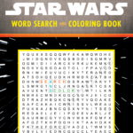 Star Wars: Word Search and Coloring Book (06.10.2020)