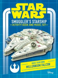 Smuggler's Starship: Activity Book and Model Set (25.08.2020)