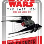 The Last Jedi: Book and Model Set - Make Your Own TIE Silencer (25.08.2020)