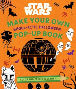 Make Your Own Ghoul-actic Halloween Pop-Up Book (21.07.2020)