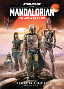 The Mandalorian: The Art and the Imagery - Collector's Edition Volume 2 (16.09.2020)