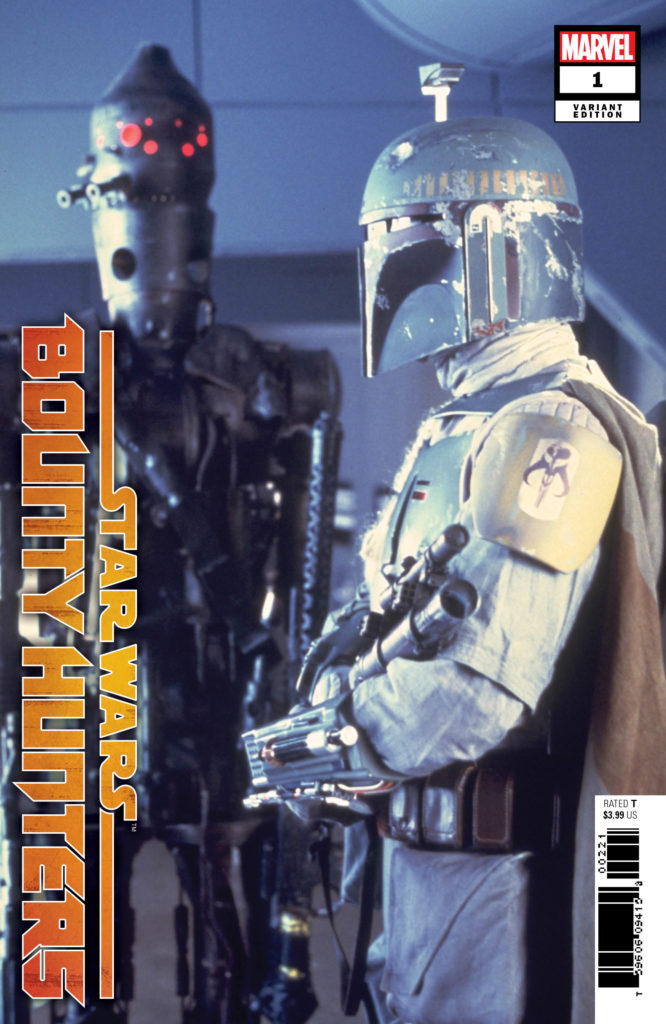 Bounty Hunters #1 (Movie Variant Cover) (11.03.2020)
