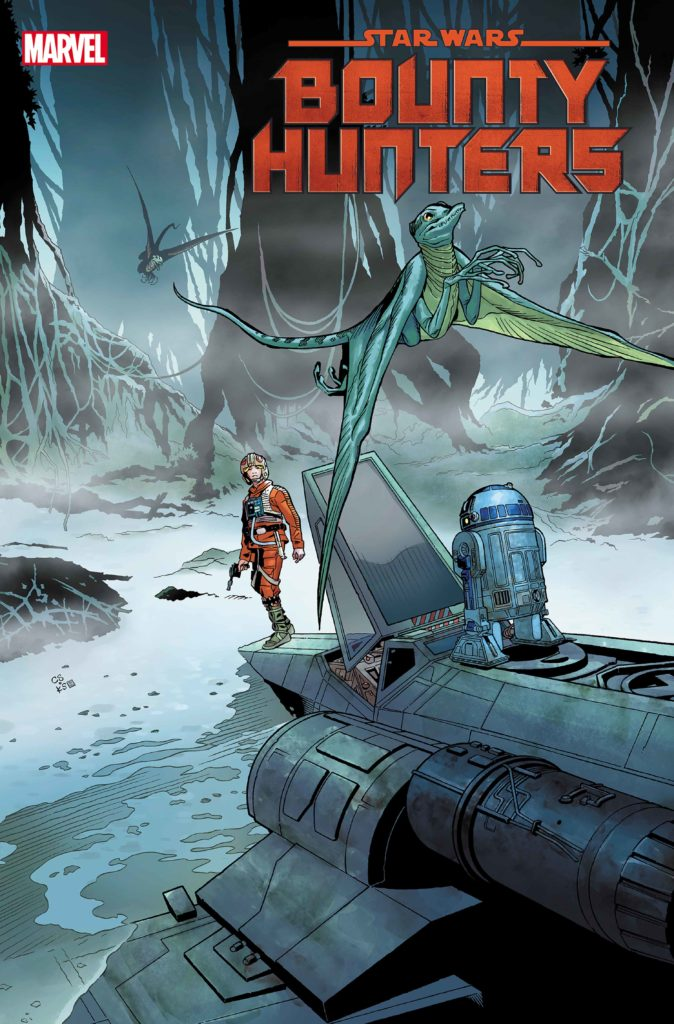 Bounty Hunters #4 (Chris Sprouse The Empire Strikes Back Variant Cover) (06.05.2020)