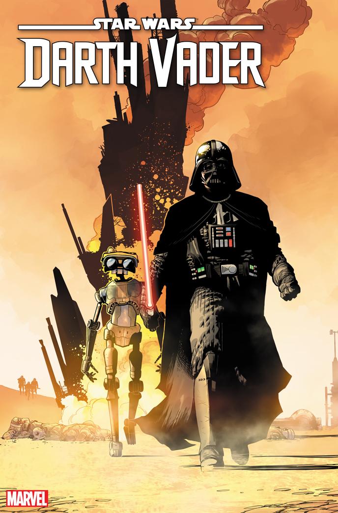 Darth Vader #1 (2nd Printing) (11.03.2020)